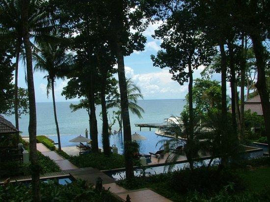 Chang Buri Resort and Spa: территория отеля