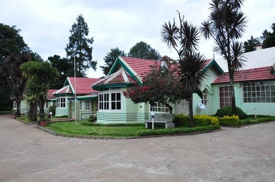 Hotel Mayura Sudarshan Ooty: Property