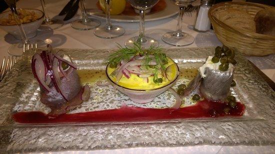 Restaurant Danois Paris France