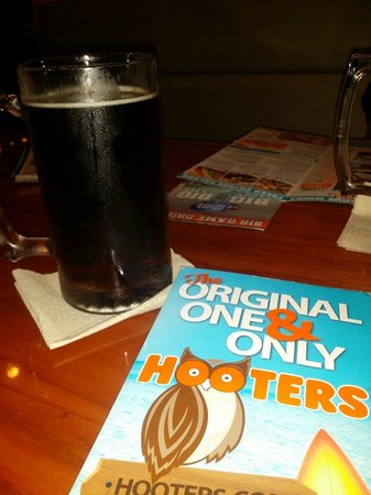 Hooters: Big Daddy Ziegon Bock beer, best bang for your buck next to a pitcher.