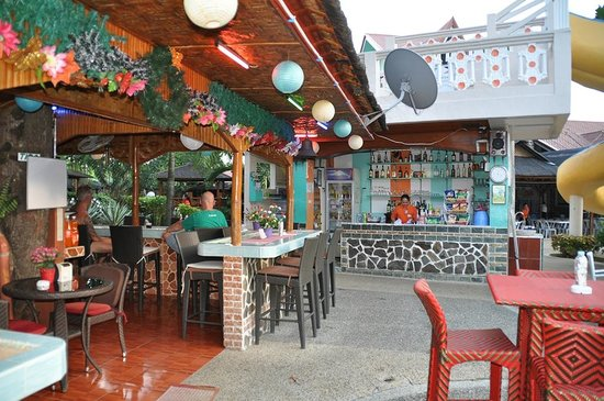 Cordova Home Village, Inc.: POOL BAR