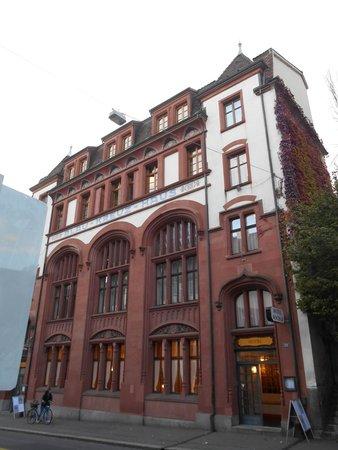 Hotel Rochat facciata pricipale