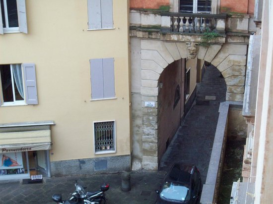 Best Western Hotel San Donato : View from our room