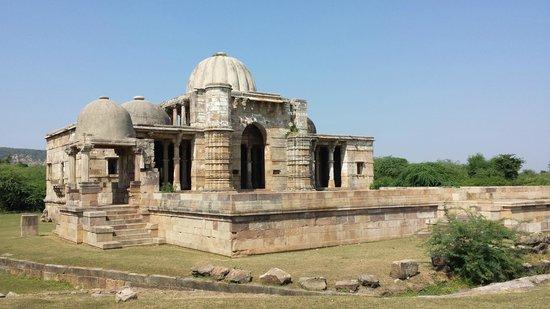 Champaner, Ινδία: Lila Gumbaj ki Masjid