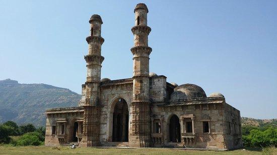 Champaner, Indien: Kevad Masjid