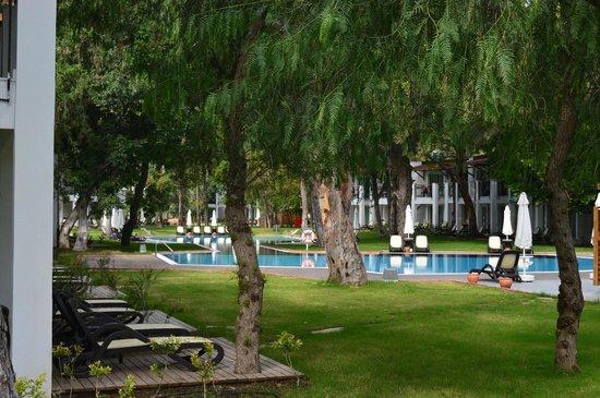 Sherwood Club Kemer: Pool area