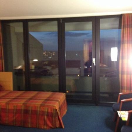 Lindner Congress Hotel Düsseldorf: Zimmer