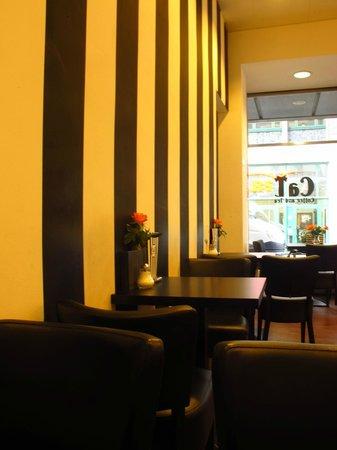 Cafe CaT Coffee and Tea: Willkommen im Cafe CaT Mannheim