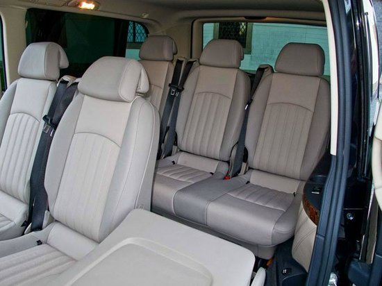 mercedes benz viano 7 seater the interior picture of. Black Bedroom Furniture Sets. Home Design Ideas
