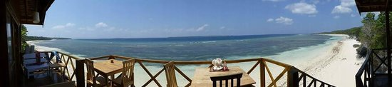Bira, Indonesien: Panorama from our terrace
