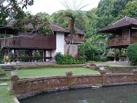 Lumbung cottage picture of puri lumbung cottages munduk for Cottage bali