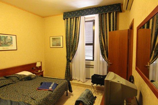 Hotel Orlanda: Номер