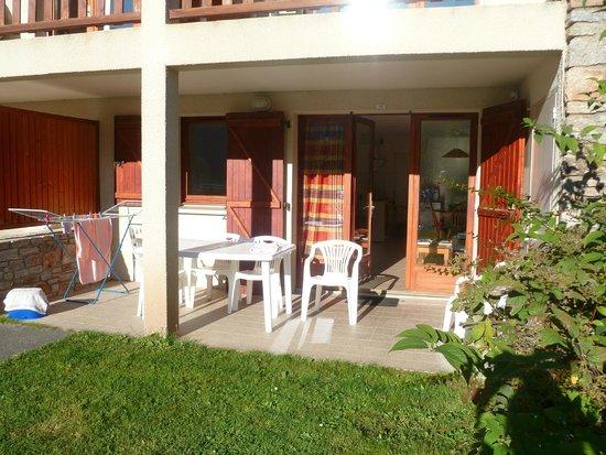 Nemea Residence La Soulane: appart 5 personnes