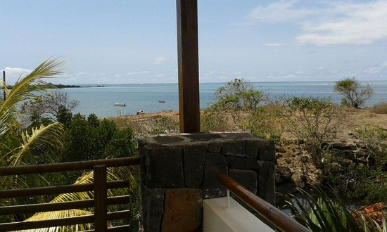 Laguna Beach Hotel & Spa: A lovely location on the Indian Ocean.