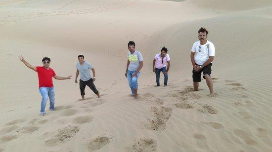 Bon Vivant Thar Desert Tours
