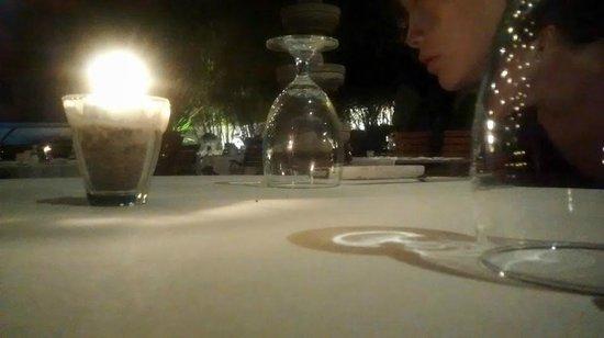 Old Harbour Hotel Restaurant: drinks
