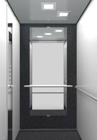 Sleep Split : Newly Installed Elevator
