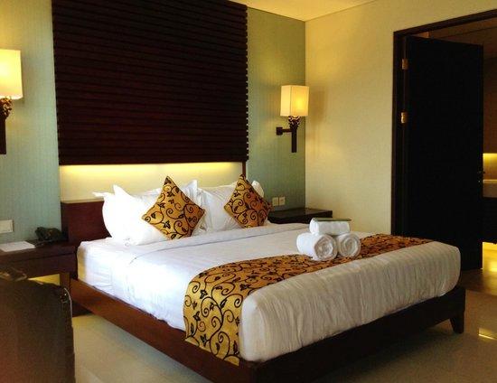 D'Djabu Hotel: Deluxe room