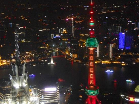 Shanghai Fish Inn Bund : Il bund