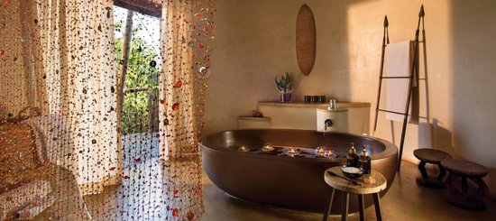 Thabazimbi, South Africa: Bathroom