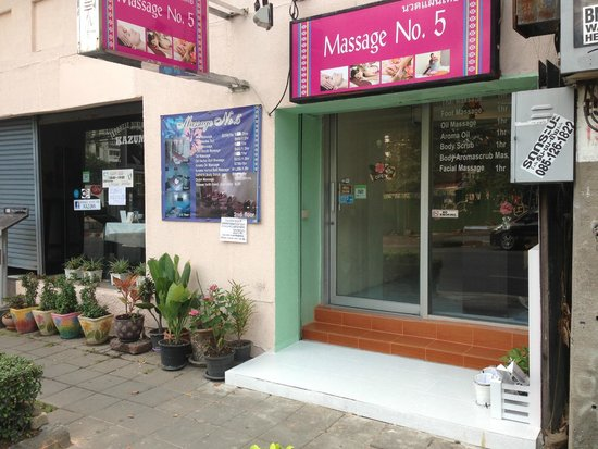 Massage No.5