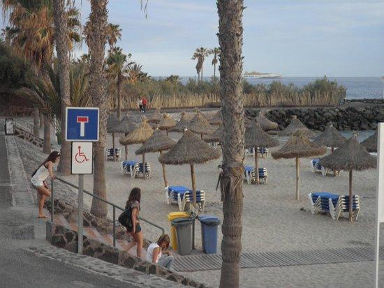 Playa del Camison : Hermosa playa
