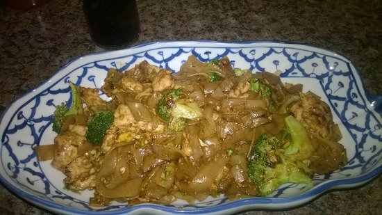 Rice Bowl Thai Cafe: Mmmmmh....... very good !!