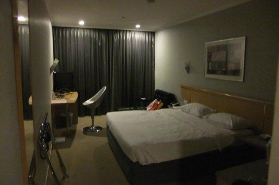 Bayview Hotel Singapore: номер