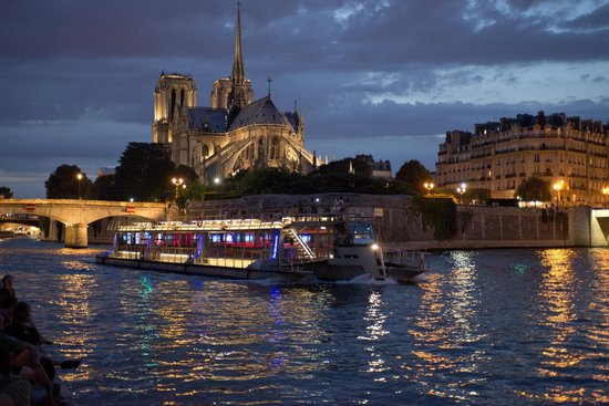 Bateaux Parisiens Paris 2018 All You Need To Know