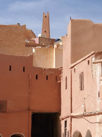 M'Zab Valley : La moschea