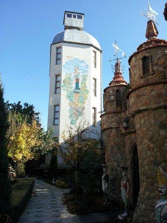 "Tiraspol Hostel : ""Butylka"" - The bottle museum features a vast collection of liquors"