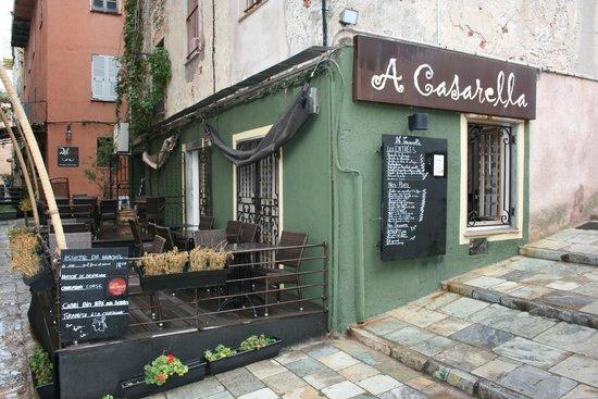 A Casarella : Au coeur de la citadelle