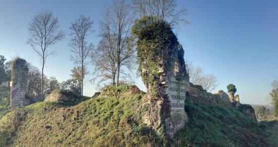 Chateau de Montfort-sur-Risle