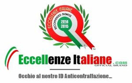 La Piazzetta: Il nostro distintivo!!!Un'altro Traguardo raggiunto!!!