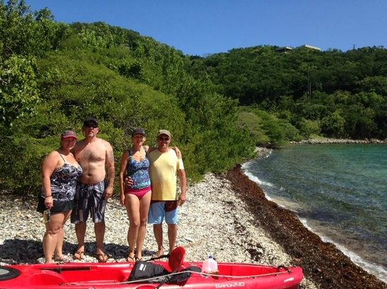 Hidden Reef Eco-Tours : Ready to go :)