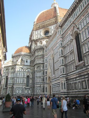 Hotel Colomba: 5 minutes to Santa Maria del Fiore (Il Duomo)