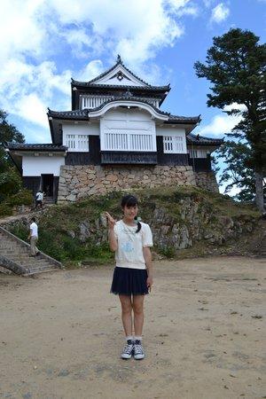 Bitchu Matsuyama Castle: かわいい天守閣