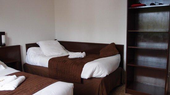L'Emeraude des Bois : Our room