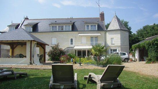 Brehemont, فرنسا: les chambres vues de l'extérieur
