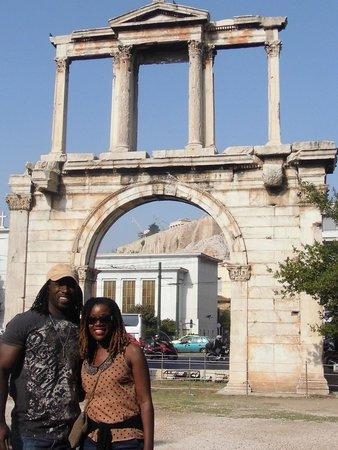 Athens Free Walking Tour : Photo while on tour