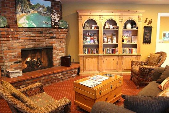 Svendsgaard's Inn: Living room