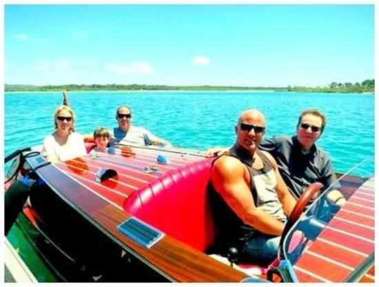 Noosa Dreamboats Classic Boat Cruises : Perfect trip!