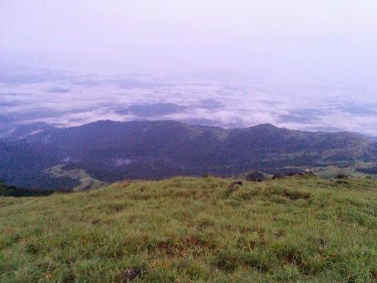 Kumara Parvatha: At the peak