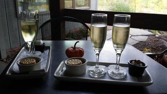 L. Mawby Vineyards: 2 Tastings on the Patio
