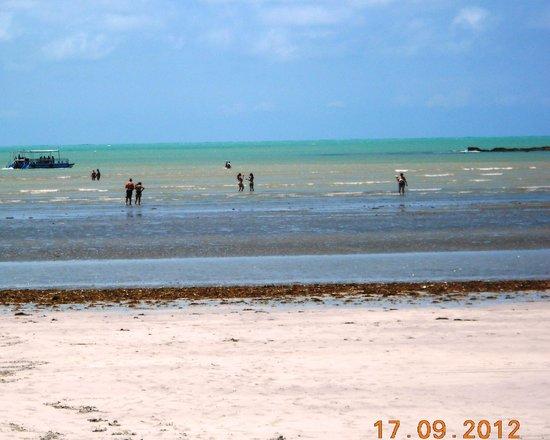 Piscinas Naturais Paripueira - Alagoas : piscinões
