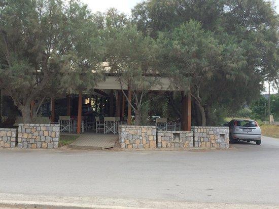 Leonidas: The restaurant