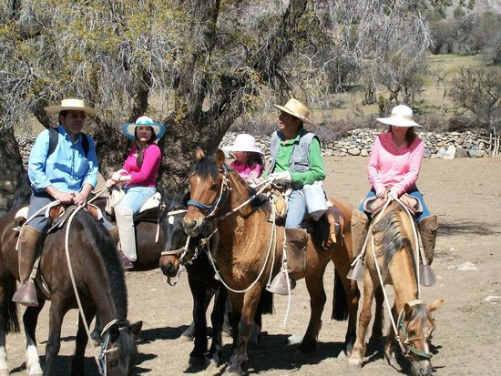 San Felipe, Χιλή: Cabalgata Familiar  3-4 hrs. Corrales la Laja