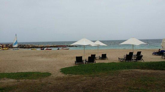 Shangri La Barr Al Jissah Resort & Spa-Al Bandar : Beach