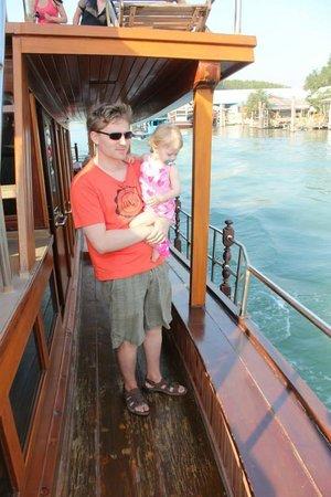 Siam Pearl Cruises : Beautiful boat