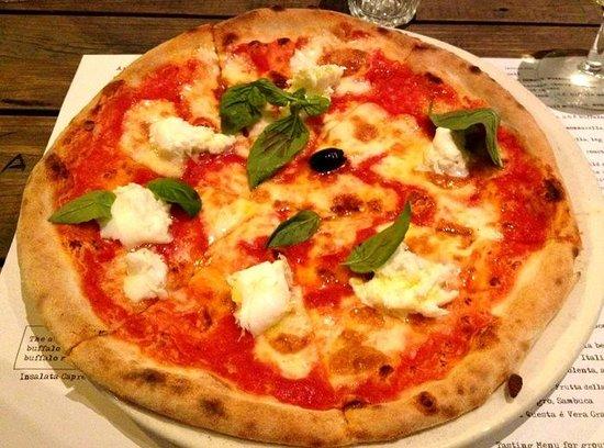 DOC Pizza & Mozzarella Bar: D.O.C Buffalo Cheese Margarita